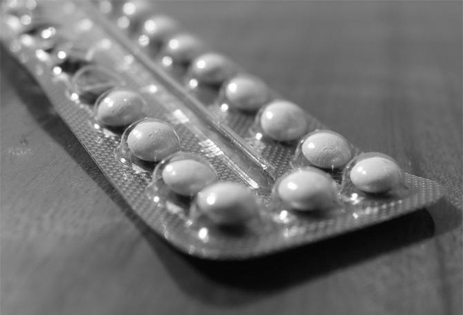 bliv en haj p piller og graviditet